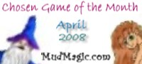 image showing 6Dragons mud as mud of the month for April 2008.